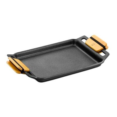 Plancha lisa Bra Market (aluminio fundido 6mm)