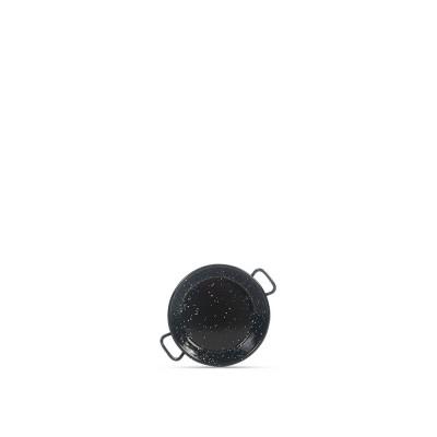 Paellera esmaltada 12cm ø (tapa)