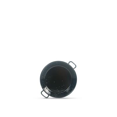 Paellera esmaltada 15cm ø (tapa)