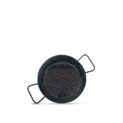Paellera esmaltada 22cm - Ideal para servir plato de paella
