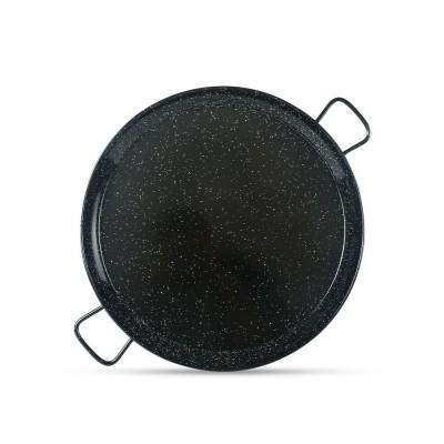 Paellera esmaltada 65cm ø 10 a 13 platos