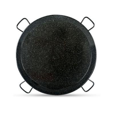 Paellera esmaltada 90cm de 20 a 30 platos