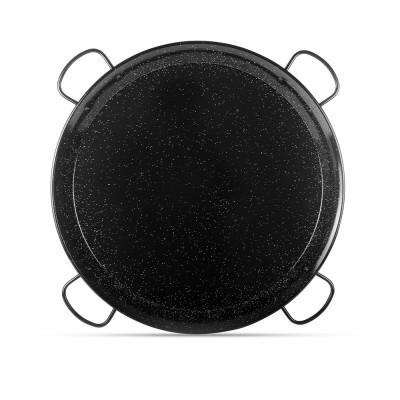 Paellera esmaltada 100cm - 35 a 60 raciones
