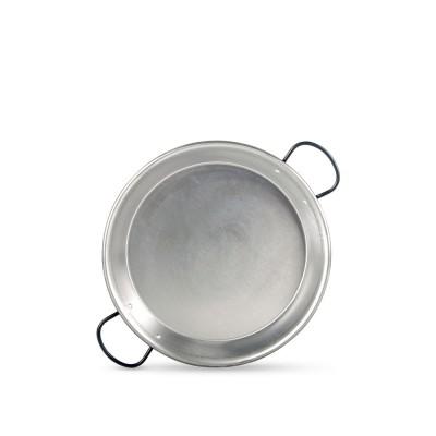 Paella de inducción 30cm - 1 ración [Acero Pulido]
