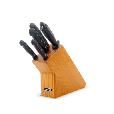 Taco de 4 cuchillos y chaira Serie Maitre 152000