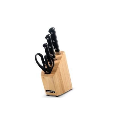 Taco de 3 cuchillos y tijeras Serie Clasica 258700
