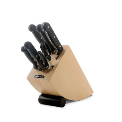 Taco de 5 cuchillos y tijeras Serie Universal 285600