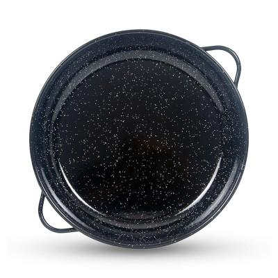 Cazuela esmaltada 40cm pata negra