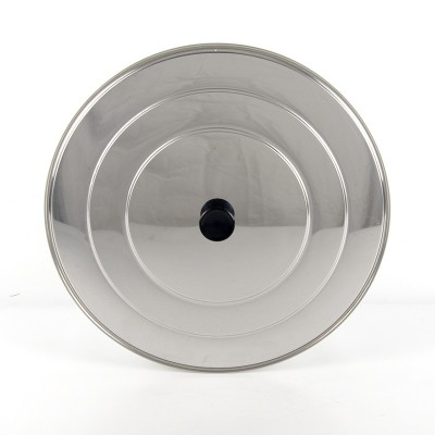 Tapa inox de 40cm