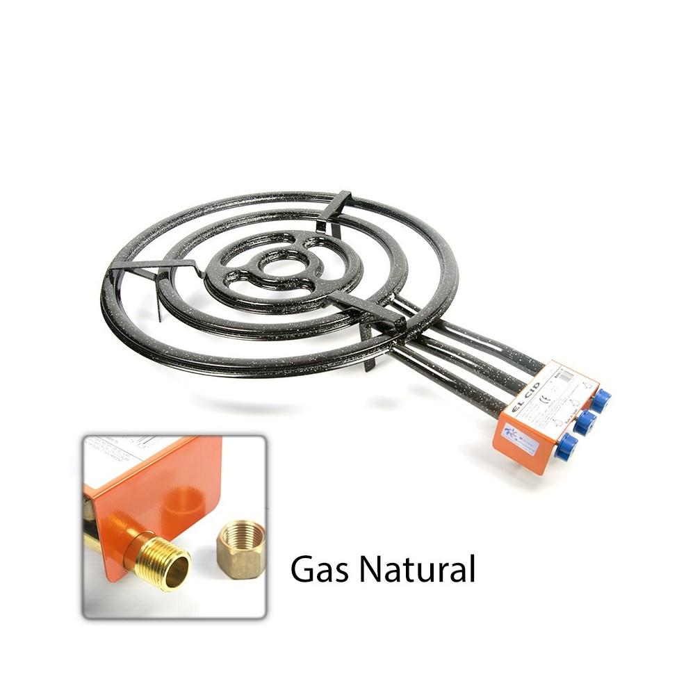 Paellero a gas Natural 70cm ø