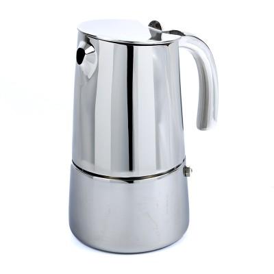 Cafetera acero inoxidable 6tz (Bra Bella)