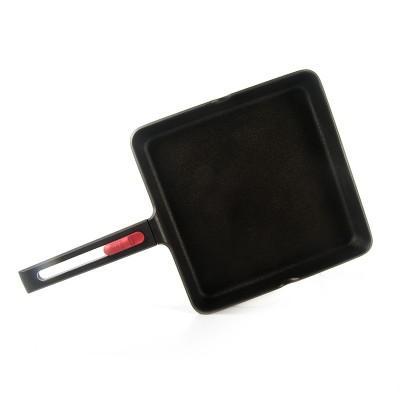Asador grill liso Bra Infinity 28 x 28 cm (aluminio fundido 6mm)