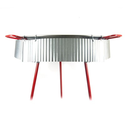 Paravientos universal para paellas de hasta 100 cm