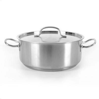 Cacerola con tapa de 24 cm Chef Classic