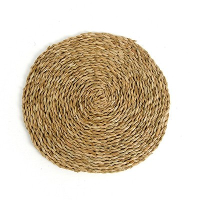 Salvamantel para paella 35 cm fibra natural