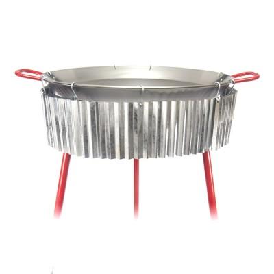 Paravientos universal para paellas de hasta 70 cm
