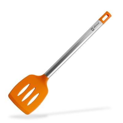 Espátula de silicona naranja Bra Efficient