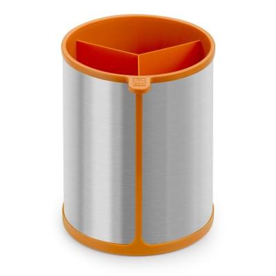Bote para utensilios naranja Bra Efficient