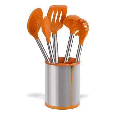 Conjunto de utensilios naranja Bra Efficient