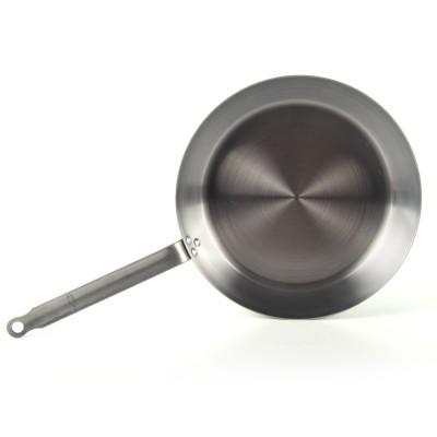 Sartén de hierro natural 36cm sin antiadherente