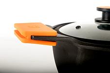 Presionar las asas de silicona Bra Efficient Plus
