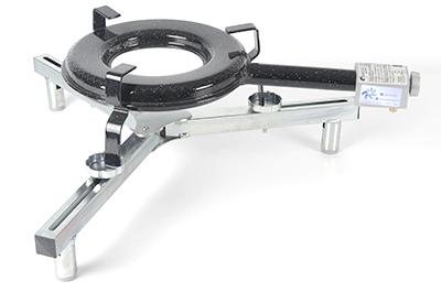 Tripode de mesa para paellero desde 25 cm